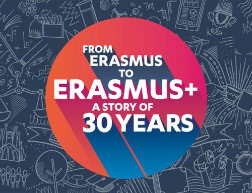 The EU celebrates 30 years of its 'Erasmus' programme
