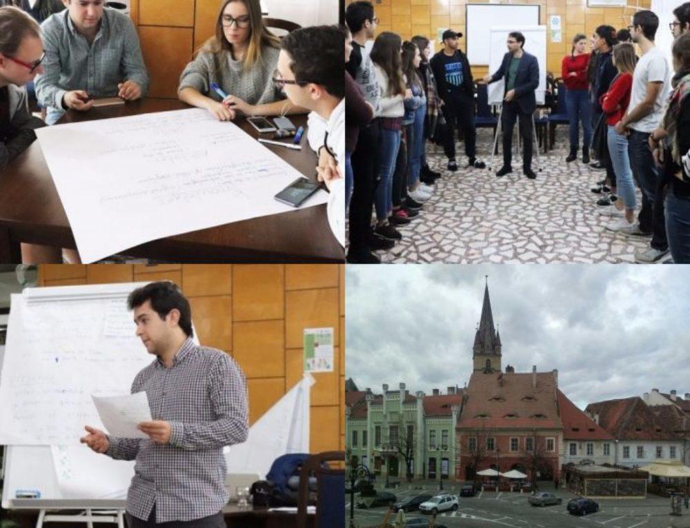 Testimonio de Pablo en su participación en el Intercambio en Rumania