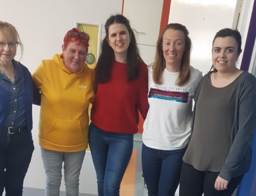 EVS with Aisling project – Belen´s Testimony