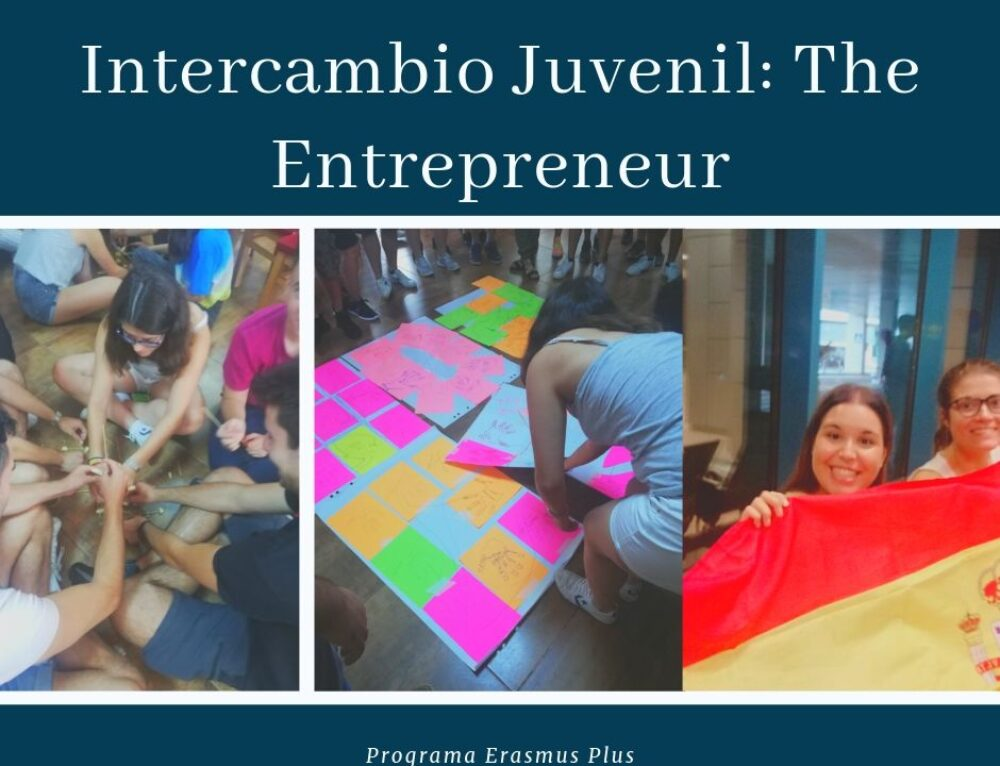 Testimonio Intercambio Juvenil The Entrepreneur