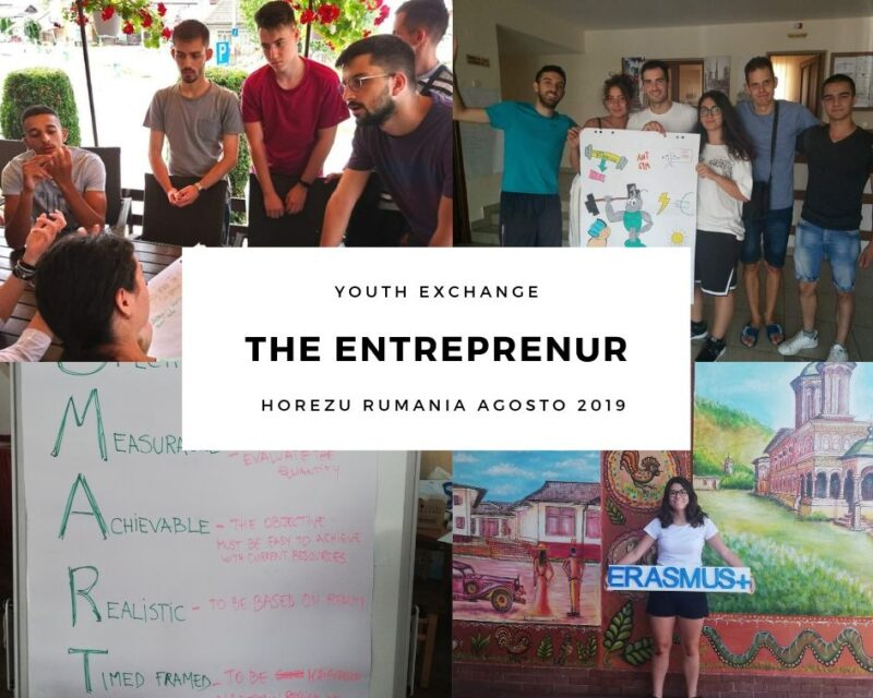 Testimonio Intercambio Juvenil Youth Exchange Erasmus plus.