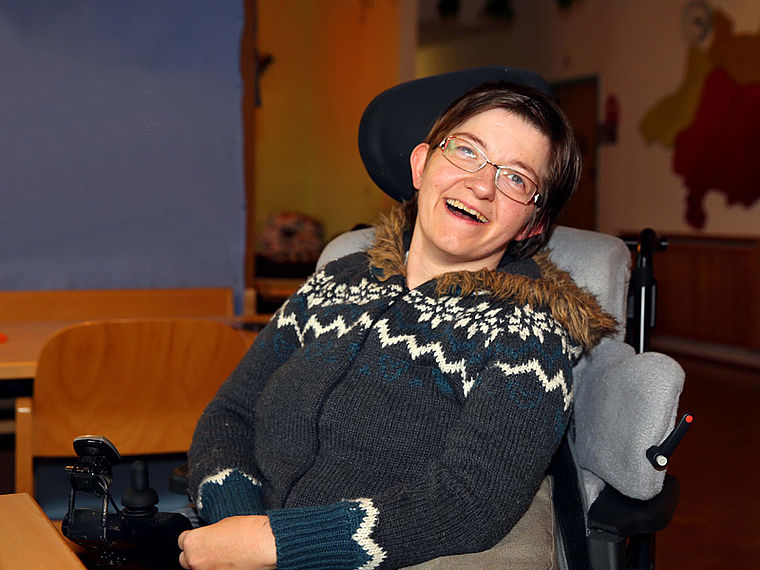 EVS Voluntariado en Austria Caritas con personas con discapacidad
