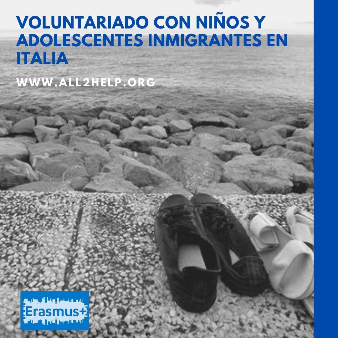Voluntariado EVS inmigrantes Italia