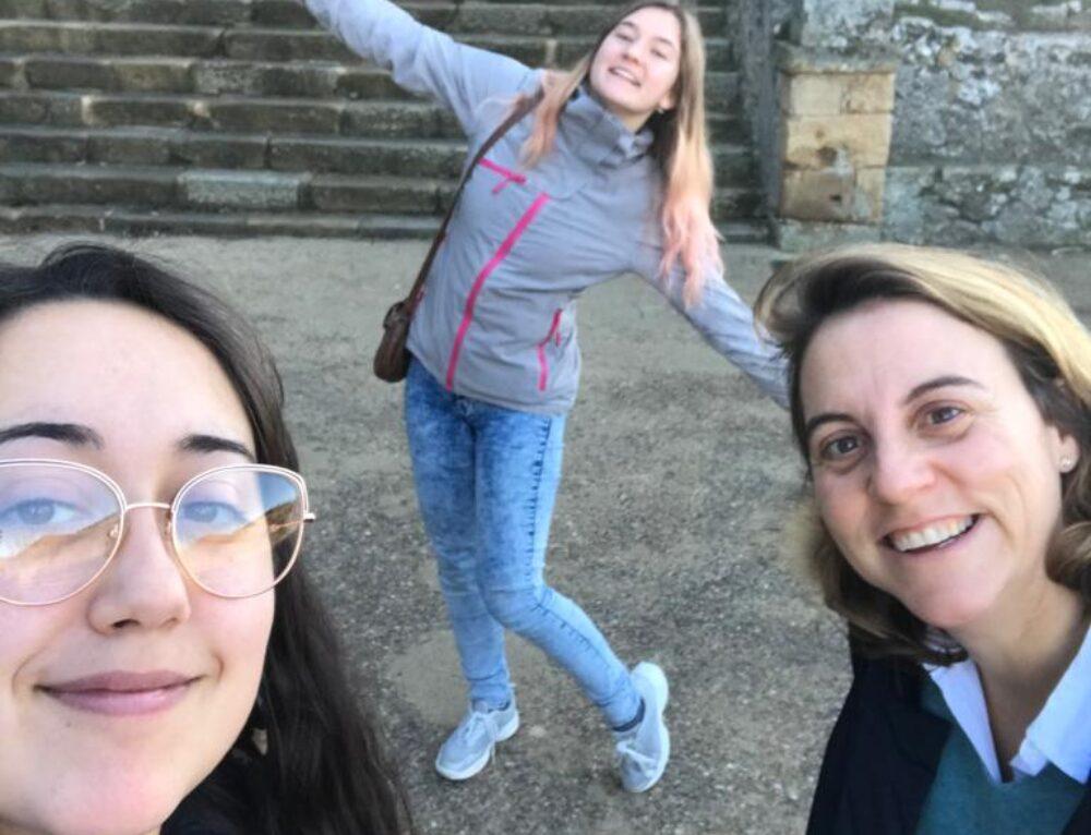 Testimonio de Lola en su proyecto EVS en Almazán Soria
